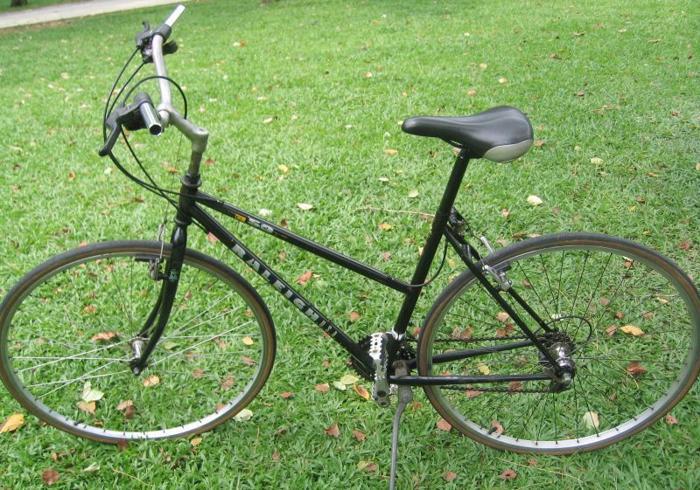 Raleigh USA bicycle Vintage Ladies bike