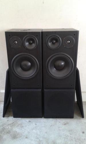 RARE ROBERTSON AUDIO THREE WAYS FLOOR SPEAKERS 200