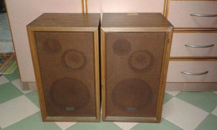 RARE VINTAGE ONKYO BOOKSHELF SPEAKERS MADE IN JAPAN