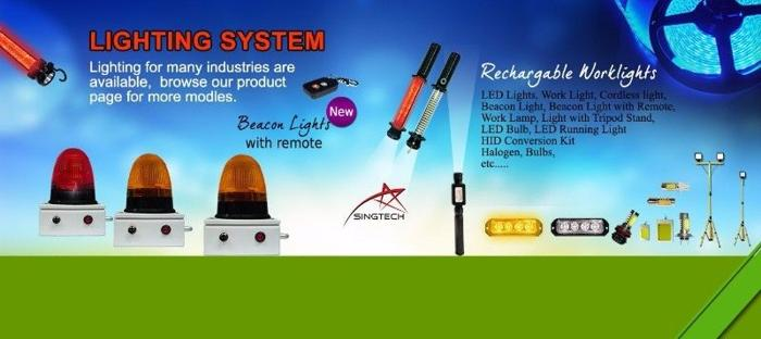 Rechargeable LED Work Light Supplier High Quality,