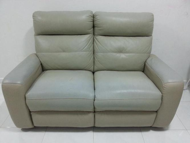 Reclining sofa with free delivery