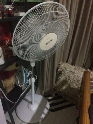 Remote Controlled Standing fan available