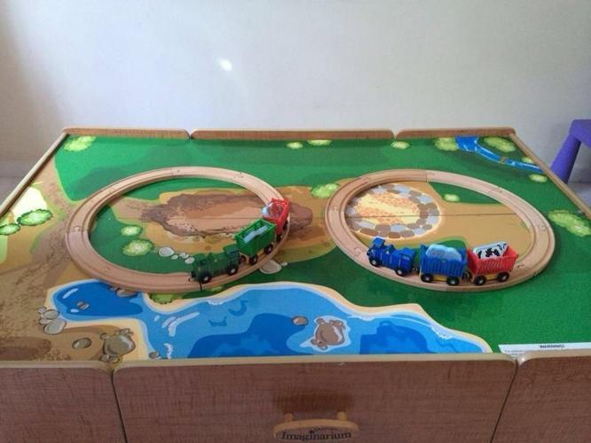 Renovation Clearance - Imaginarium Train Table