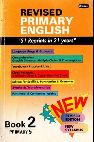 Primary English Book