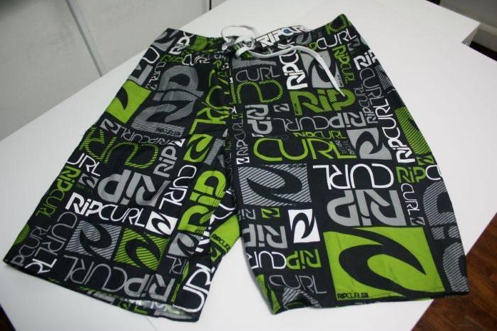 Ripcurl Board Shorts - Green