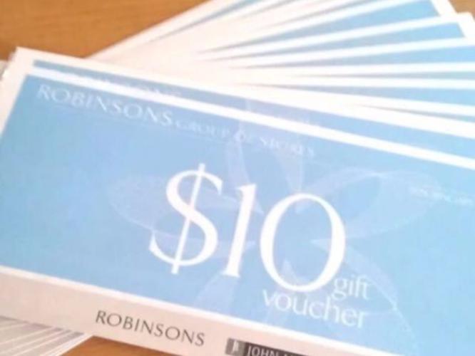 Robinson voucher