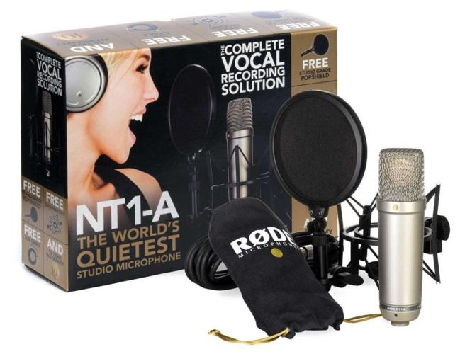Rode NT1-A Singapore,RODE Microphone NT1-A,Rode