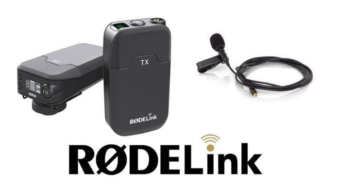 RODELink Filmmaker Kit + Lavalier (RODE Link Film Maker