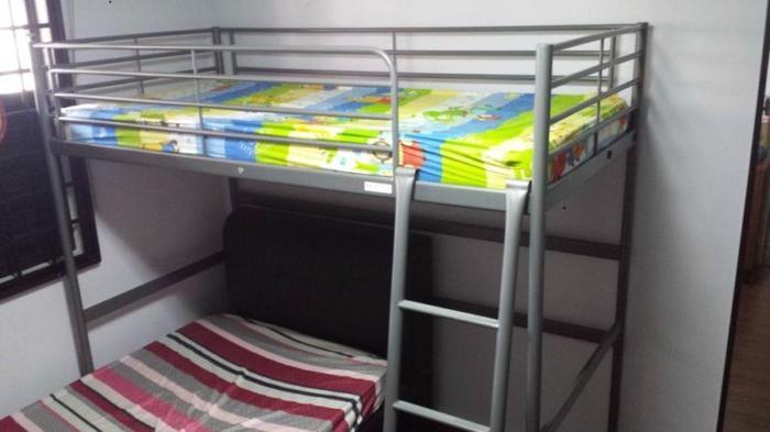 S Ikea Tromso Loft Bed Frame For Sale In Tanglin Halt Road Central