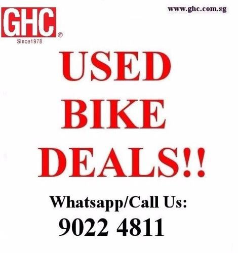 S>Quality USED BIKE with warrenty (LIST OF BIKE PRICE &