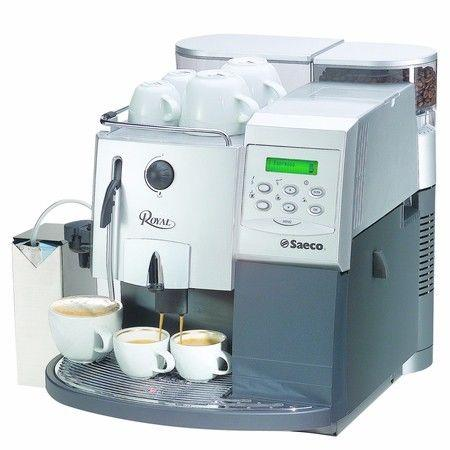 Saeco Royal Proffessional auto expresso machine