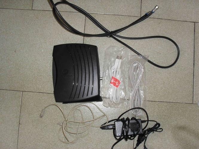 SALE Brand New Motorola Cable Modem SBV5121 Voice