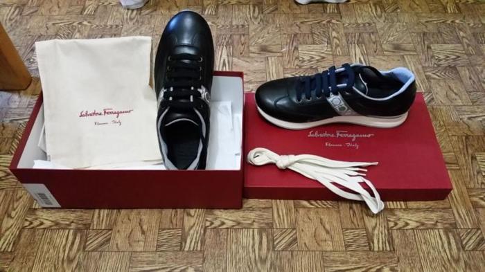Salvatore Ferragamo Sneaker shoes