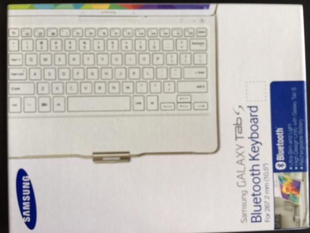 Samsung EJ-CT800 Galaxy Tab S 10.5 Bluetooth Keyboard