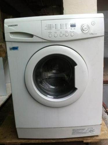 Samsung front loading washer
