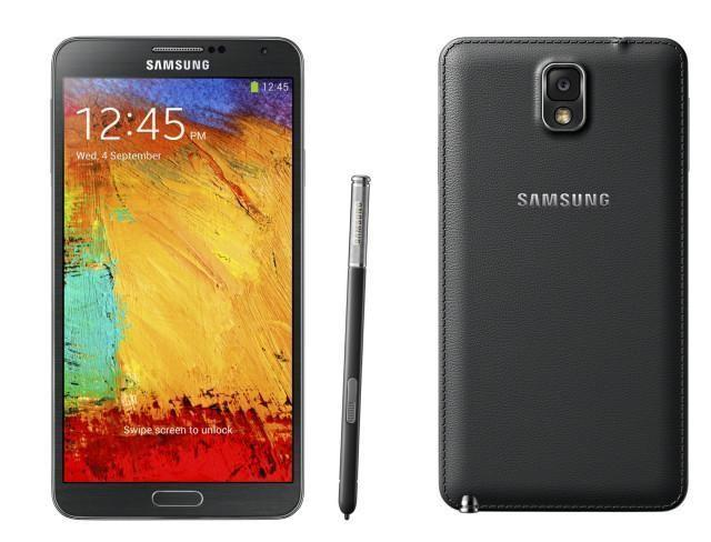 Samsung Galaxy Note 3 LTE 4G Full Set Box