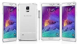 Samsung Galaxy Note 4 32GB white