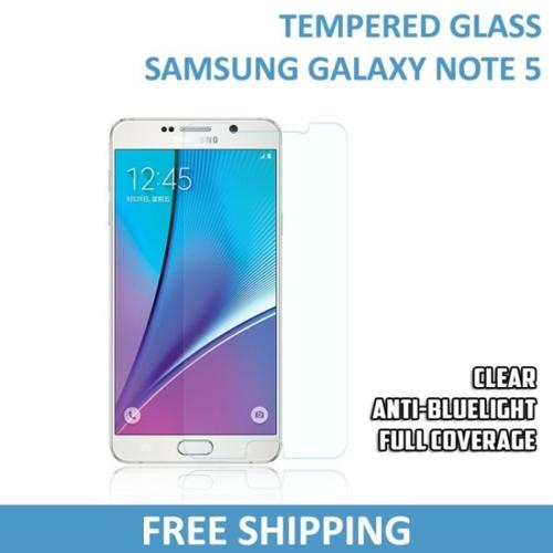 Samsung Galaxy Note 5 Tempered Glass / 0.2mm / Clear /