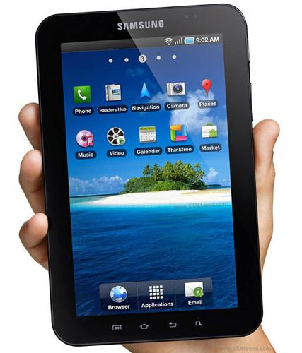 Samsung Galaxy Tab 7inch P1000 (used)