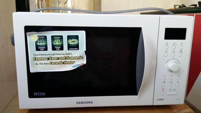Samsung Microwave oven 900 W