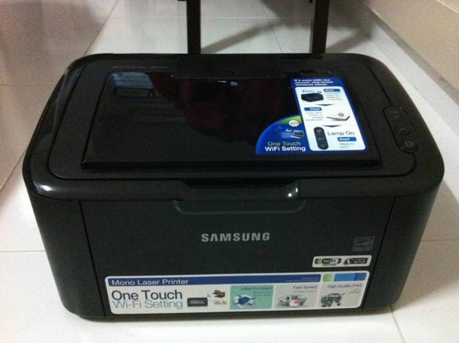 Samsung Mono Laser Printer ML-1865W