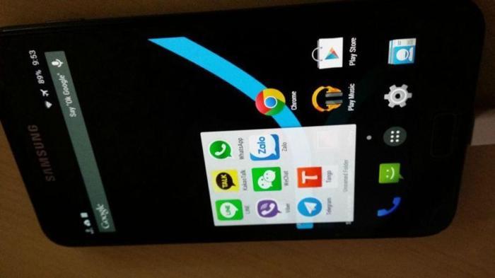 Samsung Note 1- sold