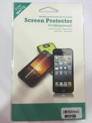 Samsung Note 3 Matte screen protector