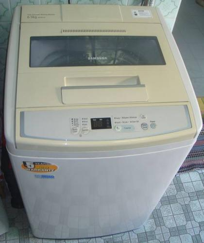 Samsung Washing Machine + Cornell Microwave for imm