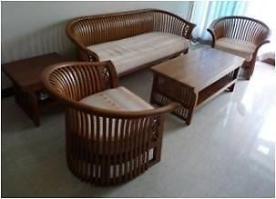 scan teak sofa set used for sale in hillview avenue west rh hillview avenue singaporelisted com used teak wood sofa for sale in coimbatore