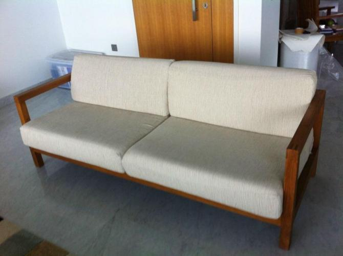 Scanteak 3 Seater Enkel Sofa For Sale In Cove Way Central