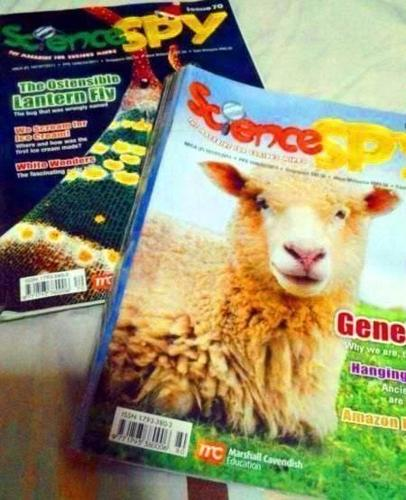 Science spy issue 65 to 80 kids magazine!!! 14 issues