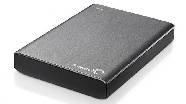Seagate Wireless Plus 1TB Portable Wireless HDD USB3.0