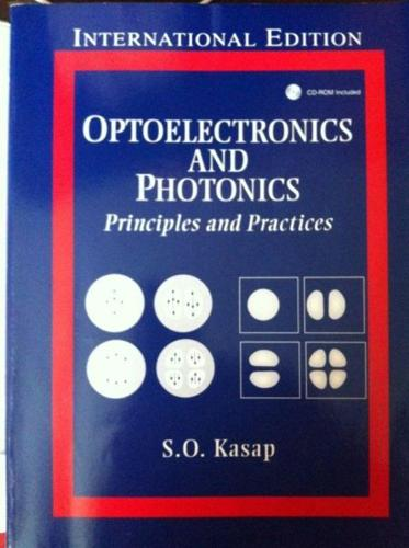 second hand book : Optoelectronics and photonics