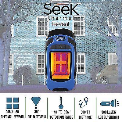 Seek Reveal Thermal Camera