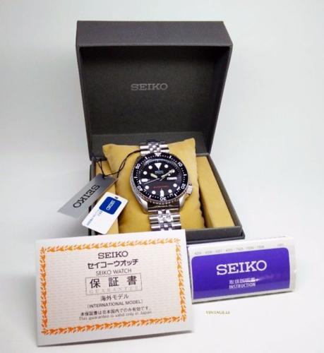 Seiko Divers SKX007 K2