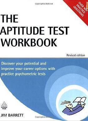 SelfHelp ! The Aptitude Test Workbook: Discover Your