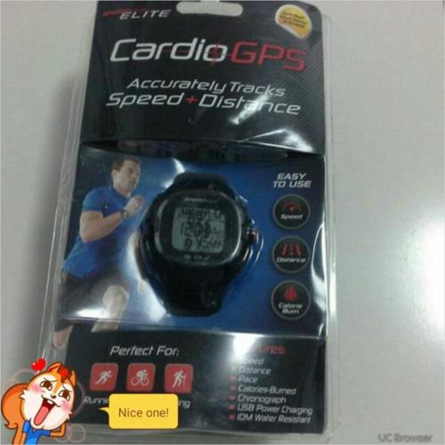 selling almost brand new GPS Sports watch