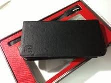 Selling iPhone 5 Premium Faux Leather Case with slots