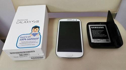 Selling Used 16GB Samsung Galaxy S3!