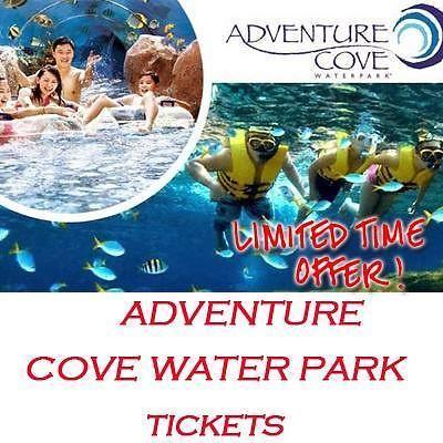 Sentosa Adventure Cove