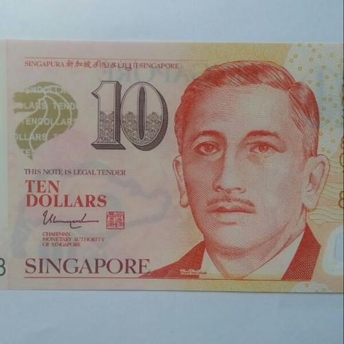 SET-OF-2 Singapore $10