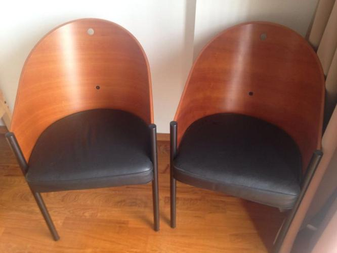 Set of 2 arm chair