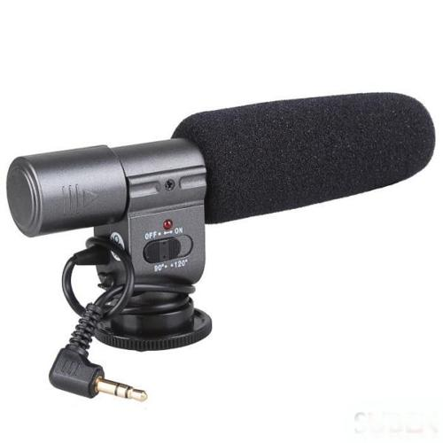 SG-108 Stereo Microphone for DSLR