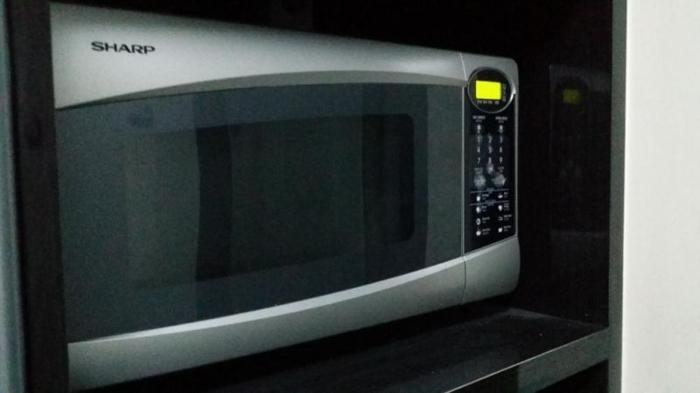 SHARP microwave oven 33L