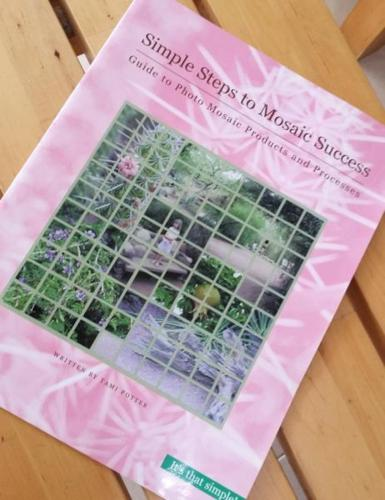 Simple Steps to Mosaic Success ...Scrapbooking
