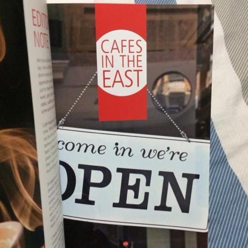 Singapore Cafés Guide