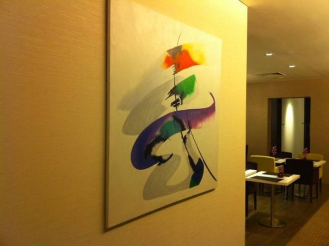 SINGAPORE?S CHEAPEST ART GALLERY