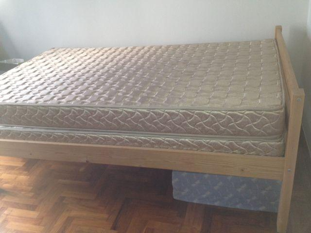 single bed and mattress ( can be sold seperately for 50