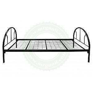 Single bed frame - steel good condition