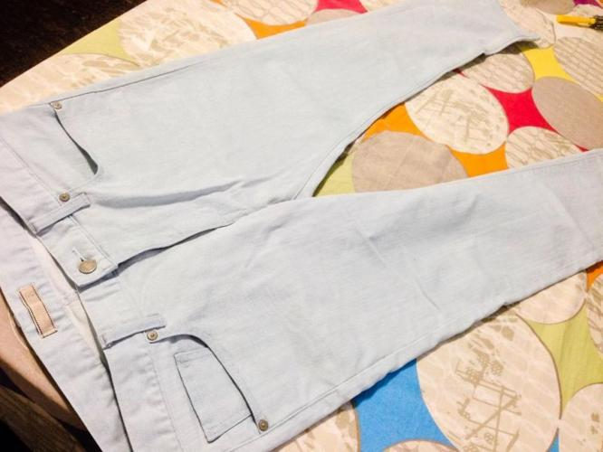 Skinny-Fit Jeans from Uniqlo